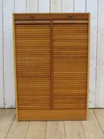 Double Tambour Front Filing Cabinet (6 of 9)