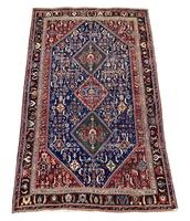 Antique Qashqai Rug (2 of 11)