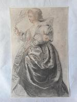 19th Century Rubens Lithograph (3 of 3)