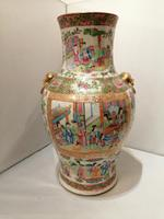 A fine pair of quality 19th century  Cantonese vases (10 of 10)