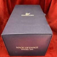 "Swarovski ""Isadora"" Magic of Dance Sculpture with Original Custom Fitted Box (2 of 9)"