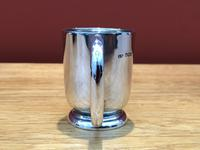 Solid Silver Christening Mug in Fitted Case - Sheffield 1936 (9 of 10)
