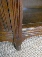 English Oak Sideboard by Gillows of Lancaster (12 of 15)