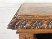 Large Victorian Oak Wellington Chest of Drawers by Shoolbred (5 of 13)