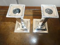 Pair of Silver Candlesticks (4 of 10)