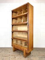 Industrial Vintage Staverton Oak Cabinet (5 of 10)