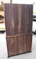 1900's Large Carved Oak Bookcase with Good Carving (6 of 6)