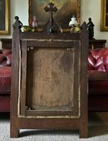 Superb 19th Century Old Master Biblical Jesus Religious Oil Painting - Gothic Oak Frame (14 of 14)