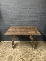 Victorian Enamelled Table (3 of 11)