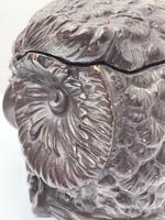 Black Forest Eichwald Earthenware Owl Tobacco Jar (18 of 24)