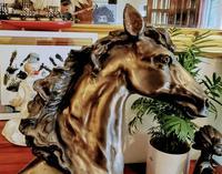 Mare & Foal Brass Fairestware - Heavy (4 of 5)
