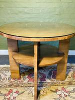 Heals Art Deco Coffee Table (7 of 8)
