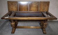 Oak Snooker Table / Billiards Table / Dining Table (5 of 13)