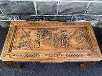 Oriental Chinese Opium Table (2 of 6)