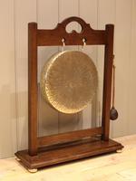 Oak Framed Floor Standing Gong (4 of 9)