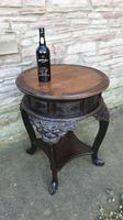 Unusual Chinese Table (5 of 8)