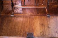 Walnut Bureau Bookcase - Early 18th Century (6 of 17)