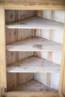 Rustic Pine Corner Cupboard (5 of 9)