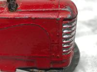 1950's Dinky Toys Massey Harris Red Tractor Plough Manure Spreader Disc Harrow (19 of 36)