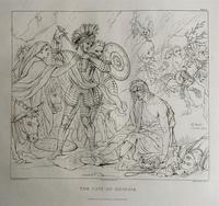 Gallery of 14 Historical Engravings Painted by Benjamin West (17 of 33)