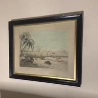 Framed Georgian aquatint after Samuel Howitt (4 of 6)