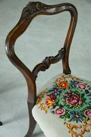 Pair of Rosewood Dining Chairs (8 of 9)