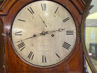 Early 19th Century Mahogany Longcase Clock by Ganthony of London (2 of 5)