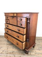Large Victorian Mahogany Chest of Drawers (8 of 16)