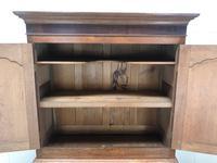 Antique 19th Century Welsh Oak Press Cupboard (5 of 14)