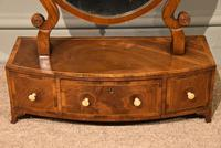 George III Hepplewhite Design Dressing Mirror (4 of 5)