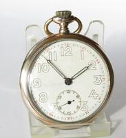 """1940s """"Solid"""" Pocket Watch from Perfecta (2 of 5)"""