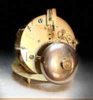 French Louis XVI Style Parcel-Gilt Bronze Mantel Clock (16 of 18)