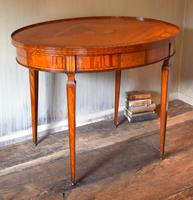 Dutch Neoclassical Satinwood Centre Table (11 of 13)