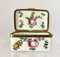Immaculate Bilston Box c.1800 (4 of 8)