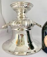 Superb Silver Plated Wine Cooler (9 of 10)