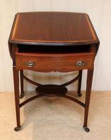 Edwardian Pembroke Table (8 of 10)