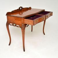 Antique French Style Walnut Server Table (9 of 11)