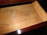 Late Georgian Mahogany Dressing Table (5 of 7)