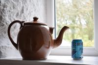 Large Late 19th Century Stoneware Teapot (9 of 9)