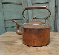Charming 19th Oval Century Copper Kettle (9 of 9)