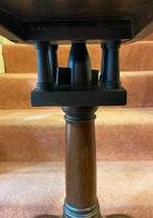 18th Century Red Walnut Tilt Top Occasional Table of smaller size (5 of 8)