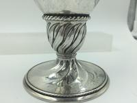 Omar Ramsden silver goblet London 1923 Arts and Crafts Silver (4 of 6)