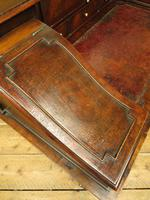 Antique 19th Century Carlton House Desk Mahogany Writing Table of Immense Character (20 of 30)