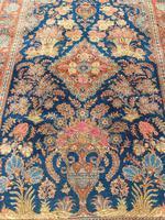 Fine Antique Karshan Prayer Rug (4 of 10)