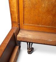 Oak Half Tester Bed (15 of 19)