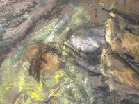 "Edwardian Pastel Painting ""The Sheepfold"" By John Robert Keitley Duff RI RA Rse (16 of 34)"