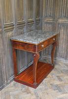 French Mahogany Console / Hall Table (5 of 6)
