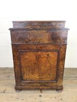 Victorian Walnut Davenport Desk (10 of 10)