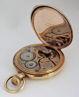Antique Syren Full Hunter Pocket Watch (3 of 6)