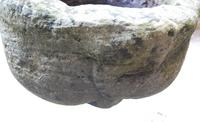Rare Medieval Stone Font / Stoop (7 of 7)